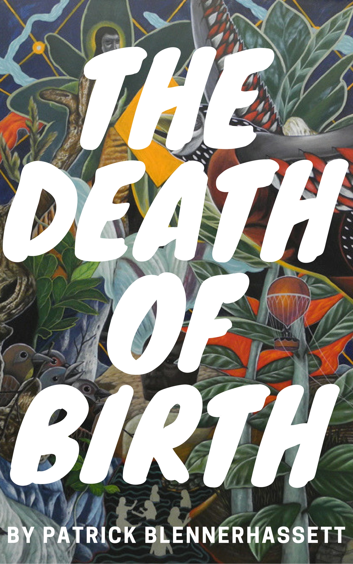 The Death of Birth cover